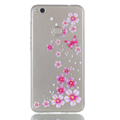 for Huawei P8 Lite 2017 Flower and Butterfly Painted Soft Clear TPU Mobile Smartphone Cover Shell CaseCases &amp; Leather<br>for Huawei P8 Lite 2017 Flower and Butterfly Painted Soft Clear TPU Mobile Smartphone Cover Shell Case<br><br>Features: Back Cover<br>Material: TPU<br>Package Contents: 1 x Phone Case<br>Package size (L x W x H): 18.00 x 9.00 x 1.00 cm / 7.09 x 3.54 x 0.39 inches<br>Package weight: 0.0300 kg<br>Style: Floral, Pattern