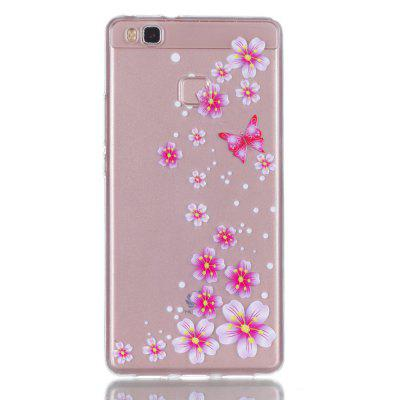 for Huawei P9 Lite Flower and Butterfly Painted Soft Clear TPU Mobile Smartphone Cover Shell CaseCases &amp; Leather<br>for Huawei P9 Lite Flower and Butterfly Painted Soft Clear TPU Mobile Smartphone Cover Shell Case<br><br>Features: Back Cover<br>Material: TPU<br>Package Contents: 1 x Phone Cas<br>Package size (L x W x H): 18.00 x 9.00 x 1.00 cm / 7.09 x 3.54 x 0.39 inches<br>Package weight: 0.0300 kg<br>Style: Floral, Pattern