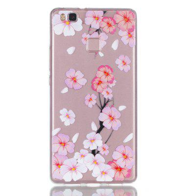 for Huawei P9 Lite Peach Flower Painted Soft Clear TPU Mobile Smartphone Cover Shell CaseCases &amp; Leather<br>for Huawei P9 Lite Peach Flower Painted Soft Clear TPU Mobile Smartphone Cover Shell Case<br><br>Features: Back Cover<br>Material: TPU<br>Package Contents: 1 x Phone Case<br>Package size (L x W x H): 18.00 x 9.00 x 1.00 cm / 7.09 x 3.54 x 0.39 inches<br>Package weight: 0.0300 kg<br>Style: Floral, Pattern