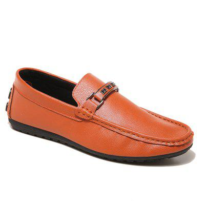 Low Heel Business Casual Shoes