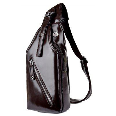 Fashion and New Business Men'S Chest Bag Lovers Backpack
