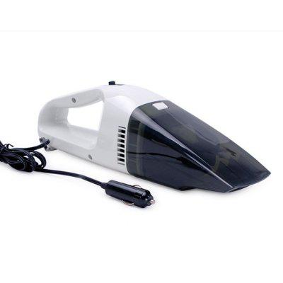 DC 12-Volt  Handheld Wet and Dry Multifunctional Auto Vacuum Cleaner 2.4M Cable