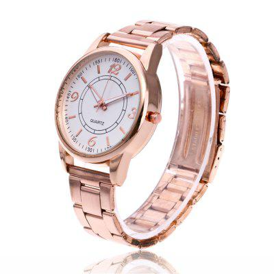 ZhouLianFa New Fashion Trend of White Tape Center Ring Luxury Quartz Watch Gift BoxWomens Watches<br>ZhouLianFa New Fashion Trend of White Tape Center Ring Luxury Quartz Watch Gift Box<br><br>Band material: Stainless Steel<br>Band size: 23 x 2cm<br>Brand: ZhouLianFa<br>Case material: Alloy<br>Clasp type: Folding clasp with safety<br>Dial size: 4 x 4 x 1cm<br>Display type: Analog<br>Movement type: Quartz watch<br>Package Contents: 1 x Watch , 1 x Box<br>Package size (L x W x H): 12.00 x 8.00 x 9.00 cm / 4.72 x 3.15 x 3.54 inches<br>Package weight: 0.1300 kg<br>Product size (L x W x H): 23.00 x 4.00 x 1.00 cm / 9.06 x 1.57 x 0.39 inches<br>Product weight: 0.0700 kg<br>Shape of the dial: Round<br>Watch mirror: Mineral glass<br>Watch style: Business, Casual, Fashion, Retro, Outdoor Sports, Childlike, Classic<br>Watches categories: Women,Female table<br>Water resistance: No