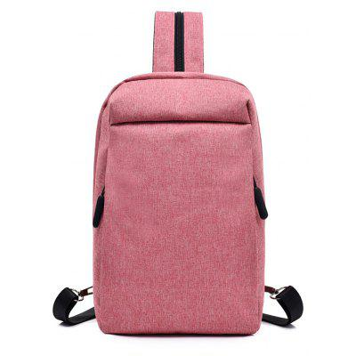 Convenient Chest Diagonal Package Multi-Functional Wear Backpack