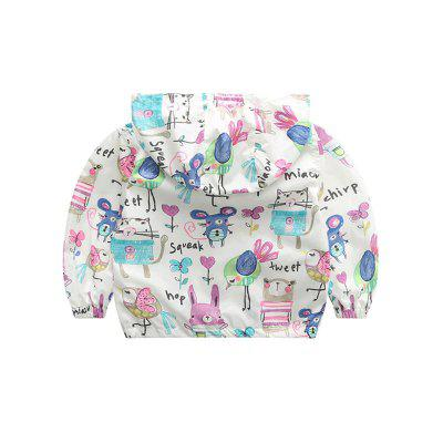 ChildrenS New Cartoon Hooded Long Sleeve Coat Air Conditioning ClothesBoys Outerwear<br>ChildrenS New Cartoon Hooded Long Sleeve Coat Air Conditioning Clothes<br><br>Clothes Type: Others<br>Collar: Hooded<br>Material: Cotton, Polyester<br>Package Contents: 1x Coat<br>Pattern Type: Hand-painted<br>Season: Spring<br>Shirt Length: Regular<br>Sleeve Length: Long Sleeves<br>Sleeve Style: Regular<br>Style: Fashion<br>Suitable Age: 1-3 years old,4-6 years old,1-5 years old,7-36 months<br>Weight: 0.2000kg