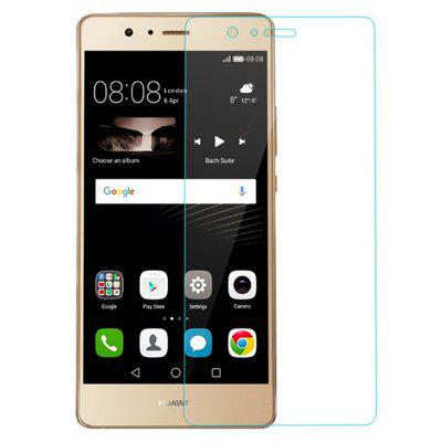 Hat Prince 0.26mm Tempered Glass for Huawei P9Screen Protectors<br>Hat Prince 0.26mm Tempered Glass for Huawei P9<br><br>Features: Anti scratch, Anti-oil, Protect Screen<br>Mainly Compatible with: HUAWEI<br>Material: Tempered Glass<br>Package Contents: 1 x Protective Screen, 2 x Wipe, 1 x Retail Packaging Box<br>Package size (L x W x H): 10.00 x 3.00 x 0.50 cm / 3.94 x 1.18 x 0.2 inches<br>Package weight: 0.0100 kg<br>Surface Hardness: 9H<br>Thickness: 0.26mm<br>Type: Screen Protector