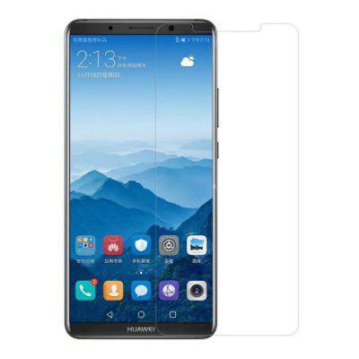 Hat Prince 0.26mm Tempered Glass for Huawei Mate 10 ProScreen Protectors<br>Hat Prince 0.26mm Tempered Glass for Huawei Mate 10 Pro<br><br>Features: Anti scratch, Anti-oil, Protect Screen<br>Mainly Compatible with: HUAWEI<br>Material: Tempered Glass<br>Package Contents: 1 x Protective Screen, 2 x Wipe, 1 x Retail Packaging Box<br>Package size (L x W x H): 10.00 x 3.00 x 0.50 cm / 3.94 x 1.18 x 0.2 inches<br>Package weight: 0.0100 kg<br>Surface Hardness: 9H<br>Thickness: 0.26mm<br>Type: Screen Protector
