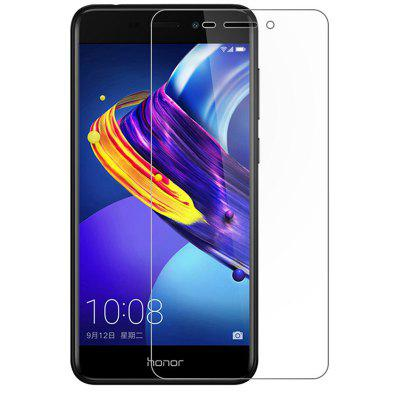 Hat Prince 0.26mm Tempered Glass for Huawei Enjoy 6Screen Protectors<br>Hat Prince 0.26mm Tempered Glass for Huawei Enjoy 6<br><br>Features: Anti scratch, Anti-oil, Protect Screen<br>Mainly Compatible with: HUAWEI<br>Material: Tempered Glass<br>Package Contents: 1 x Protective Screen, 2 x Wipe, 1 x Retail Packaging Box<br>Package size (L x W x H): 10.00 x 3.00 x 0.50 cm / 3.94 x 1.18 x 0.2 inches<br>Package weight: 0.0100 kg<br>Surface Hardness: 9H<br>Thickness: 0.26mm<br>Type: Screen Protector