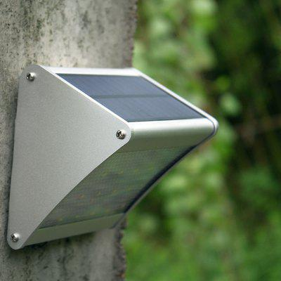 1PCS Solar Lamp Radar Induction Aluminum Alloy Wall Lamp 24LED Human Body Induction Lamp Integrated Street Lamp YardOutdoor Lights<br>1PCS Solar Lamp Radar Induction Aluminum Alloy Wall Lamp 24LED Human Body Induction Lamp Integrated Street Lamp Yard<br><br>Bulb Included: Yes<br>Color Temperature or Wavelength: 6000-6500k<br>Features: Waterproof, Rechargeable<br>LED Color: White<br>LED Quantity: 24<br>Lifetime ( h ): More Than  15000<br>Light Source Color: White<br>Package Contents: 1 x LED sensor lights, 1 x English user handbooks<br>Package size (L x W x H): 11.00 x 11.00 x 8.50 cm / 4.33 x 4.33 x 3.35 inches<br>Package weight: 0.3000 kg<br>Power Supply: Solar Powered,Battery Powered<br>Primary Application: Outdoor Lighting,Home Decoration<br>Product size (L x W x H): 10.00 x 10.00 x 8.00 cm / 3.94 x 3.94 x 3.15 inches<br>Product weight: 0.2900 kg<br>Switch Type: On Off Switch<br>Type: LED Solar Lights<br>Voltage: 1.2V<br>Wattage: 5W