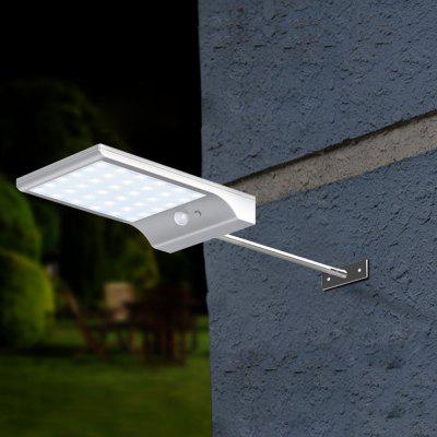 1PCS Ultra Bright Solar Wall Lamp Courtyard Lamp 36LED Lamp Garden Country  Street Lamp Human Body ...