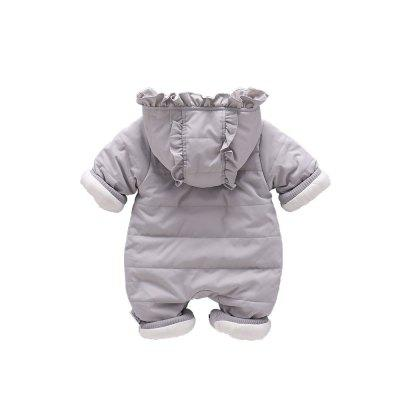 Winter New Product Cartoon Cygnets with A Jumpsuitbaby rompers<br>Winter New Product Cartoon Cygnets with A Jumpsuit<br><br>Closure Type: Zipper<br>Collar: Hooded<br>Gender: Unisex<br>Material: Cotton, Cotton Blend<br>Package Contents: 1 x Jumpsuit<br>Pattern Style: Character<br>Season: Winter<br>Sleeve Length: Full<br>Thickness: Thick<br>Weight: 0.5500kg