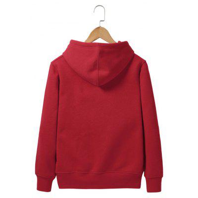 Mens Hoodie Printed Letters of YouthMens Hoodies &amp; Sweatshirts<br>Mens Hoodie Printed Letters of Youth<br><br>Material: Cotton<br>Package Contents: 1 x Hoodie<br>Shirt Length: Regular<br>Sleeve Length: Full<br>Style: Casual<br>Weight: 0.8000kg