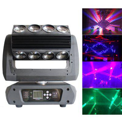 MITU SHOW Disco DJ Lighting 16 LEDs Beam Moving Head Light