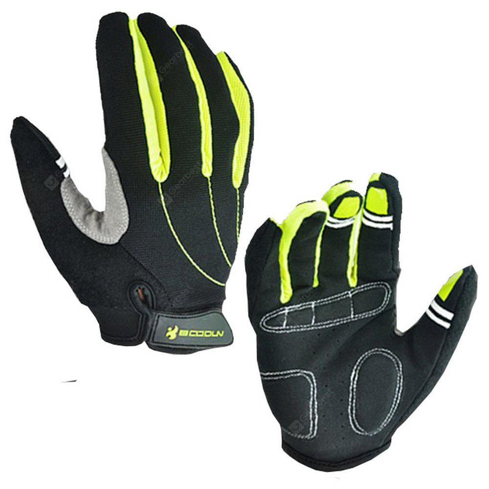 Cycling Gloves Full Finger Guantes Ciclismo MTB Mountain Sports Bike Gloves Mittens 033