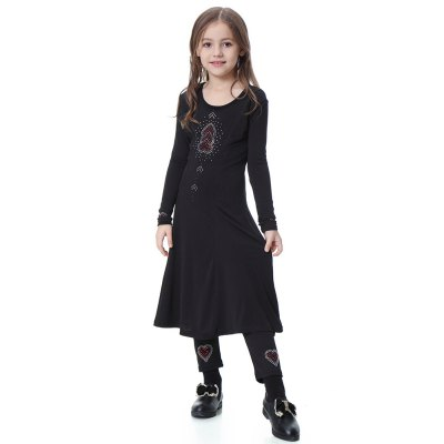 Muslim Girl Dress Abaya TH605 brenner muslim identity
