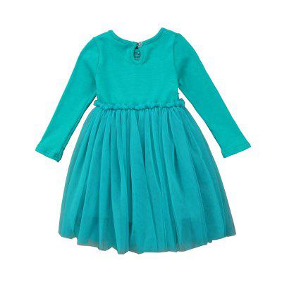 2018 Spring Autumn New Girls Dress Baby Princess Dress Kids Cotton Long Sleeve SkirtGirls dresses<br>2018 Spring Autumn New Girls Dress Baby Princess Dress Kids Cotton Long Sleeve Skirt<br><br>Dresses Length: Knee-Length<br>Elasticity: Elastic<br>Embellishment: Sashes<br>Fabric Type: Worsted<br>Material: Cotton<br>Neckline: Round Collar<br>Package Contents: 1 x Girl Dress<br>Pattern Type: Solid<br>Season: Spring, Winter, Fall<br>Silhouette: Ball Gown<br>Sleeve Length: Long Sleeves<br>Style: Cute<br>Waist: Natural<br>Weight: 0.3600kg<br>With Belt: Yes