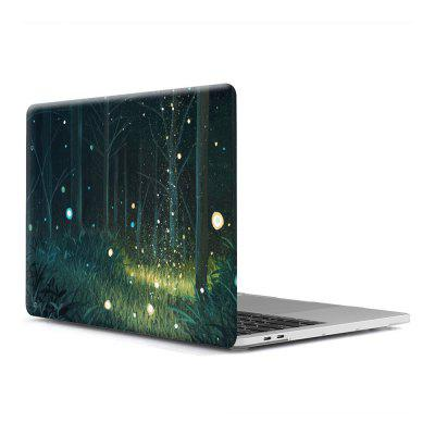 Computador Shell Laptop Case Keyboard Film para MacBook Air 11,6 polegadas 3D Wallpaper série 11