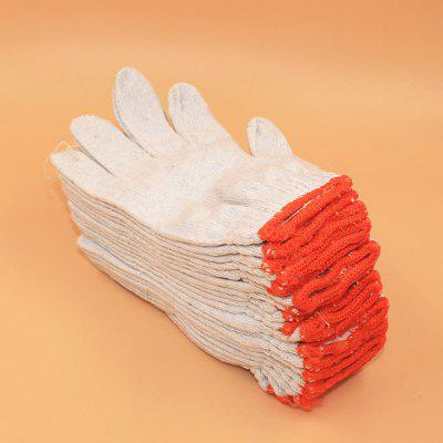 Encrypt Cotton Yarn Wear-Resistant Protective Gloves Yarn Glove