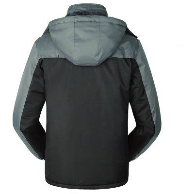 Slim Fashion Wind Men Warm Outdoor JacketSports Clothing<br>Slim Fashion Wind Men Warm Outdoor Jacket<br><br>Material: Polyester<br>Package Contents: 1 x Jacket<br>Pattern Type: Patchwork<br>Weight: 1.5400kg