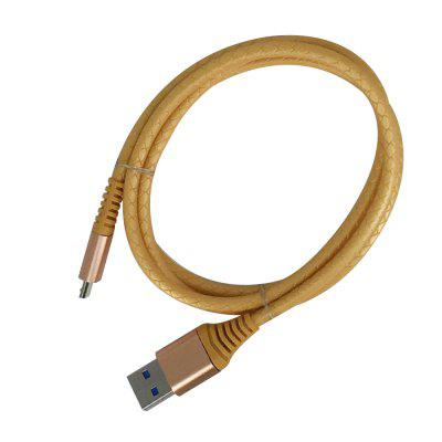 1M TPE Material Usb Cable Fast Charge Wire para Android