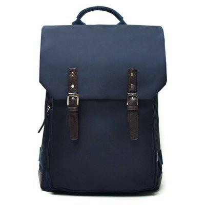 1Pcs Casual Backpacks Travel Laptop Bags Canvas College Student Backpack