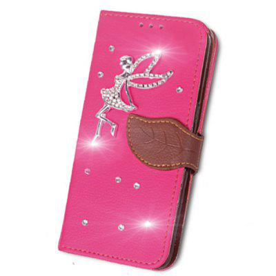 Luxury PU Leather Cover Wallet Phone Diamond  Fairy Mobile  Shell  Case For Leagoo Kiicaa Power Case Flip Back CoverCases &amp; Leather<br>Luxury PU Leather Cover Wallet Phone Diamond  Fairy Mobile  Shell  Case For Leagoo Kiicaa Power Case Flip Back Cover<br><br>Compatible Model: Leagoo Kiicaa Power<br>Features: With Lanyard, Vertical Top Flip Case, Full Body Cases, Bumper Frame, Anti-knock<br>Material: PU Leather, TPU<br>Package Contents: 1 x Phone Case with Lanyard<br>Package size (L x W x H): 5.00 x 20.00 x 2.00 cm / 1.97 x 7.87 x 0.79 inches<br>Package weight: 0.0500 kg