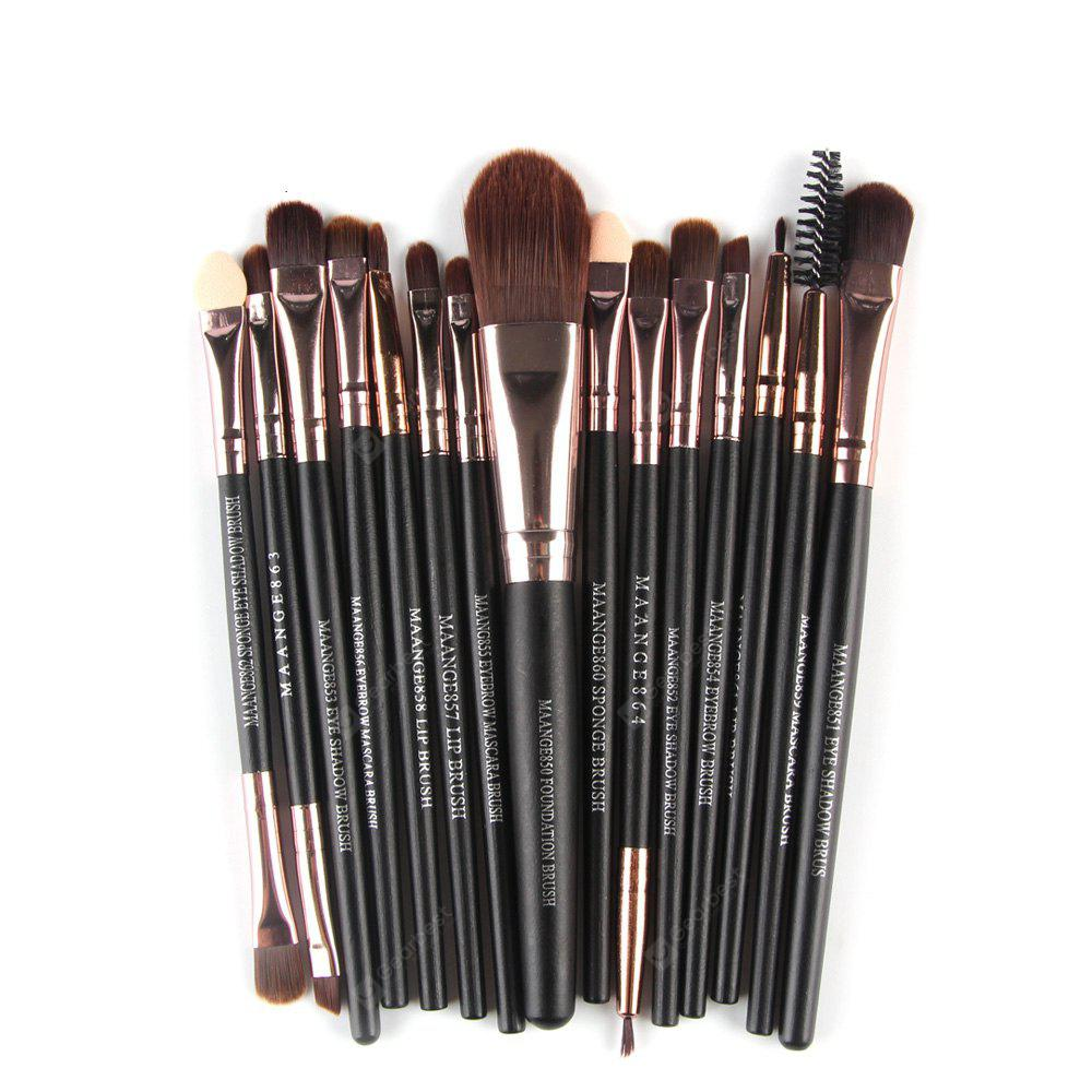Cosmetic Makeup Makeup Brushes 15PCS