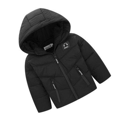 ChildrenS Down Jacket 2018 Winter NewGirls Outerwear<br>ChildrenS Down Jacket 2018 Winter New<br><br>Clothes Type: Padded<br>Collar: Hooded<br>Embellishment: Pockets<br>Material: Nylon<br>Package Contents: 1 x Down jacket<br>Pattern Type: Others<br>Shirt Length: Short<br>Sleeve Length: Short<br>Style: Han Edition<br>Type: Slim<br>Weight: 0.3000kg