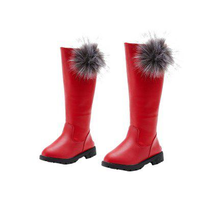 Autumn and Winter Children'S Shoes Fall and Winter High Boots rani and sukh