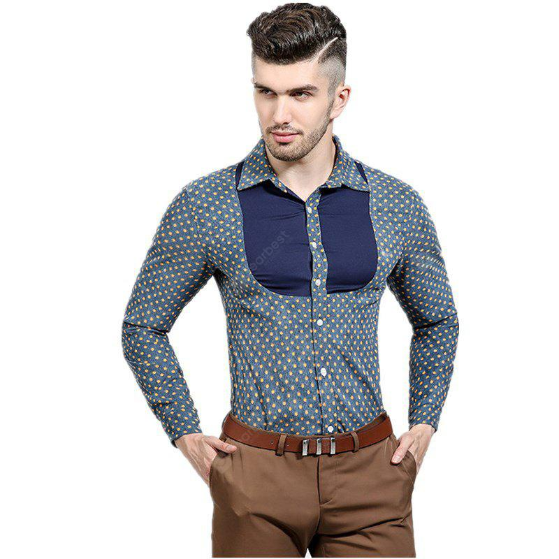 Coloured National Feature Long Sleeved Shirt
