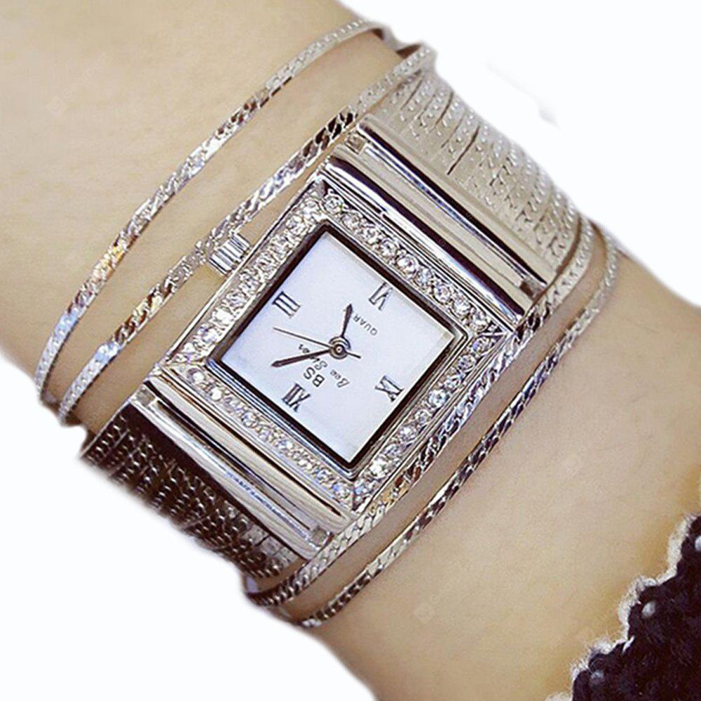 Luxury Brand Gold Women Bracelet   Ladies Waterproof Fashion Dress Watch Women Clock