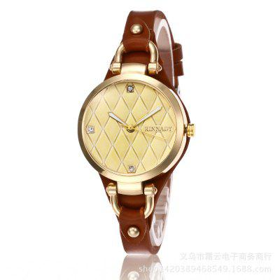 Women  Thin Band Plain Vintage Style All Match Ladylike Watch AccessoryWomens Watches<br>Women  Thin Band Plain Vintage Style All Match Ladylike Watch Accessory<br><br>Available Color: Black,White,Red,Blue,Green,Brown<br>Band material: Leather<br>Band size: 1.2<br>Case material: Alloy<br>Clasp type: Pin buckle<br>Dial size: 2.6<br>Display type: Analog<br>Movement type: Quartz watch<br>Outer perimeter: 18<br>Package Contents: 1 x Watch, 1 x Box<br>Package size (L x W x H): 8.50 x 8.50 x 6.00 cm / 3.35 x 3.35 x 2.36 inches<br>Package weight: 0.0650 kg<br>Product size (L x W x H): 18.00 x 2.60 x 0.80 cm / 7.09 x 1.02 x 0.31 inches<br>Product weight: 0.0300 kg<br>Shape of the dial: Round<br>Watch mirror: Mineral glass<br>Watch style: Casual, Fashion<br>Watches categories: Women,Female table<br>Water resistance: No<br>Wearable length: 18