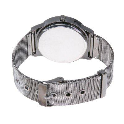 Reebonz New Fashion Lady Stainless Steel Mesh Flower WatchWomens Watches<br>Reebonz New Fashion Lady Stainless Steel Mesh Flower Watch<br><br>Band material: Zinc Alloy<br>Band size: 24 x 2cm<br>Case material: Stainless Steel<br>Dial size: 3.8 x 3.8 x 0.8cm<br>Display type: Analog<br>Movement type: Quartz watch<br>Package Contents: 1 x Watch<br>Package size (L x W x H): 26.00 x 5.50 x 1.00 cm / 10.24 x 2.17 x 0.39 inches<br>Package weight: 0.0550 kg<br>Product size (L x W x H): 24.00 x 3.80 x 0.80 cm / 9.45 x 1.5 x 0.31 inches<br>Product weight: 0.0500 kg<br>Shape of the dial: Round<br>Watch style: Cool, Retro, Business, Classic, Fashion, Casual<br>Watches categories: Women<br>Water resistance: Life water resistant