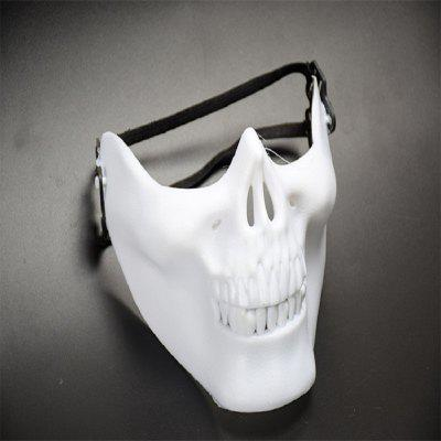 Mask Halloween Full Face Protection Horror  Prom Party