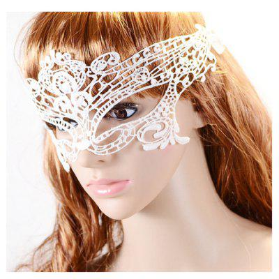 2018 New Women Sexy Ball Lace mask unshaped mask sexy dance party queen mask