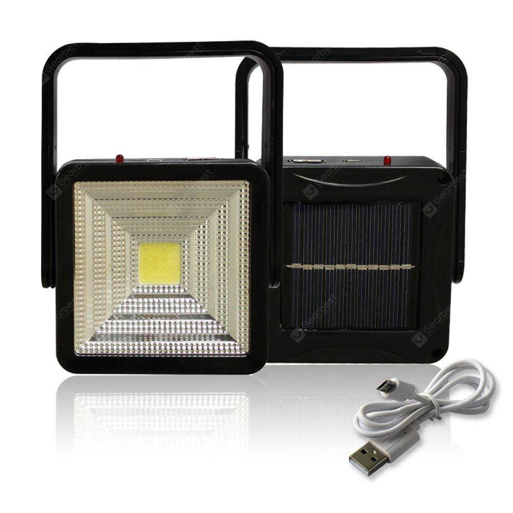 1PCS Ultra Bright Rechargeable LED Solar Integrated Source Camping Emergency Tent Lamp Camping Light
