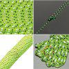 Outdoor 2.5MM Thick Outdoor 20M Reflective Tent Rope - NEON GREEN