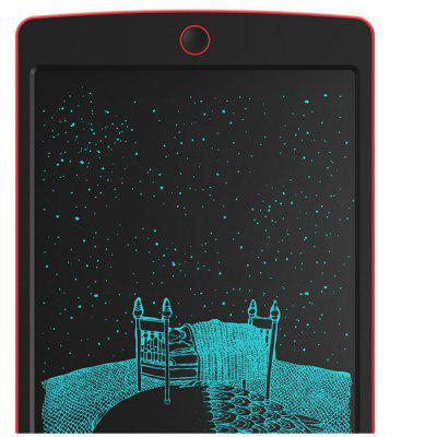 Buy 8.5 Inch LCD Writing Tablet- Electronic Writing Doodle Pad Drawing Board Gifts for Kids Office Writing Board BLACK AND RED for $14.22 in GearBest store