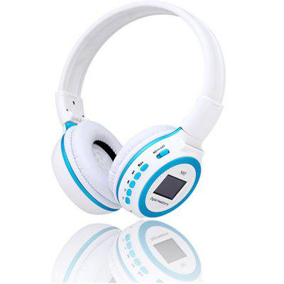 Bluetooth Headphones Over Ear Lightweight  Comfortable for Prolonged Wearing  Hi-Fi StereoBluetooth Headphones<br>Bluetooth Headphones Over Ear Lightweight  Comfortable for Prolonged Wearing  Hi-Fi Stereo<br><br>Package Contents: 1 x Bluetooth Headset<br>Package size (L x W x H): 15.00 x 12.00 x 10.00 cm / 5.91 x 4.72 x 3.94 inches<br>Package weight: 0.1150 kg<br>Product weight: 0.1000 kg