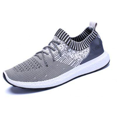 Sports Breathable Popular ShoesAthletic Shoes<br>Sports Breathable Popular Shoes<br><br>Available Size: 39 40 41 42 43 44<br>Closure Type: Lace-Up<br>Feature: Breathable<br>Gender: For Men<br>Insole Material: PU<br>Lining Material: Synthetic<br>Outsole Material: EVA<br>Package Contents: 1 x Shoes (pair)<br>Package Size(L x W x H): 30.00 x 20.00 x 12.00 cm / 11.81 x 7.87 x 4.72 inches<br>Package weight: 0.8000 kg<br>Pattern Type: Solid<br>Season: Spring/Fall<br>Shoe Width: Medium(B/M)<br>Upper Material: Synthetic
