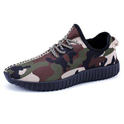 Casual Fashion Camouflage Coconut Flat Bottomed Sports ShoesAthletic Shoes<br>Casual Fashion Camouflage Coconut Flat Bottomed Sports Shoes<br><br>Available Size: 39 40 41 42 43 44<br>Closure Type: Lace-Up<br>Feature: Breathable<br>Gender: For Men<br>Insole Material: PU<br>Lining Material: Cotton Fabric<br>Outsole Material: EVA<br>Package Contents: 1 x Shoes (pair)<br>Package Size(L x W x H): 30.00 x 20.00 x 12.00 cm / 11.81 x 7.87 x 4.72 inches<br>Package weight: 0.8000 kg<br>Pattern Type: Others<br>Season: Spring/Fall<br>Shoe Width: Medium(B/M)<br>Upper Material: Synthetic