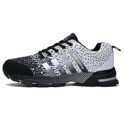 Sports Fashion Fabric Popular Mens Basketball All-Match Flying ShoesAthletic Shoes<br>Sports Fashion Fabric Popular Mens Basketball All-Match Flying Shoes<br><br>Available Size: 36 37 38 39 40 41 42 43 44<br>Closure Type: Lace-Up<br>Feature: Breathable<br>Gender: Unisex<br>Insole Material: PVC<br>Lining Material: Cotton Fabric<br>Outsole Material: Rubber<br>Package Contents: 1 x Shoes (pair)<br>Package Size(L x W x H): 30.00 x 20.00 x 12.00 cm / 11.81 x 7.87 x 4.72 inches<br>Package weight: 0.8000 kg<br>Pattern Type: Others<br>Season: Spring/Fall<br>Shoe Width: Medium(B/M)<br>Upper Material: Synthetic