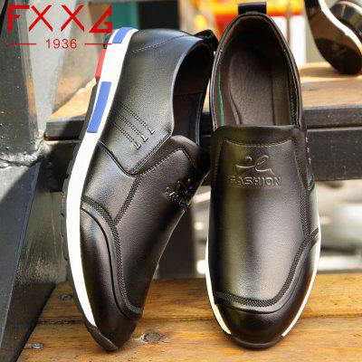 Sports Leisure Leather ShoesMen's Oxford<br>Sports Leisure Leather Shoes<br><br>Available Size: 38?39?40?41?42?43?44<br>Closure Type: Lace-Up<br>Embellishment: None<br>Gender: For Men<br>Outsole Material: Rubber<br>Package Contents: 1xshoes(pair)<br>Pattern Type: Solid<br>Season: Summer, Winter, Spring/Fall<br>Toe Shape: Round Toe<br>Toe Style: Closed Toe<br>Upper Material: Microfiber<br>Weight: 1.5600kg