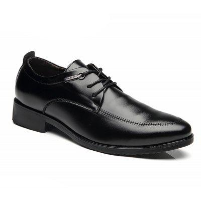 Business Low Leather Shoes