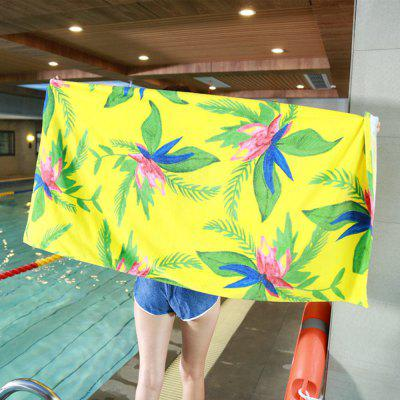 Pure Cotton Beach Towel in Adults