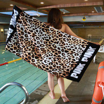 Pure Cotton Adult Swimming Beach Towel