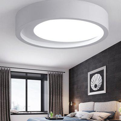 ZUOGE DJBXD01 Modern Creative Half Moon Type Bedroom Ceiling Lamp