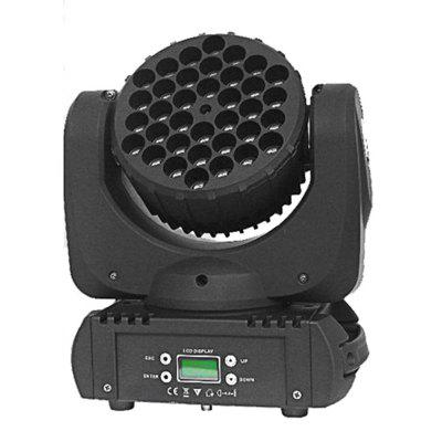 MITU SHOW Pro 36 LEDs RGBW Beam Moving Head Light