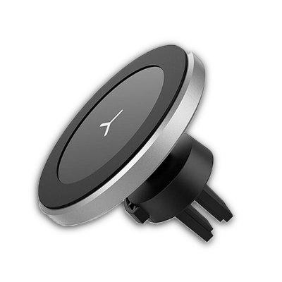 360 Degree Rotation Car Wireless Charger For iPhone X/8/Plus Samsung S8 S8 Plus S7 Edge