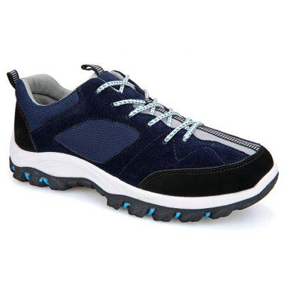 Men Casual Breathable Athletic Outdoor Hiking Shoes